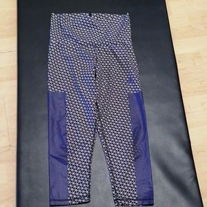 Capris crops fitted